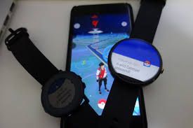 Pokémon Go for Android Wear Smart Watches Still Possible - 1redDrop