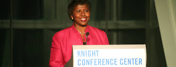 Prize recognizes Gwen Ifill for courage and integrity - Columbia ...