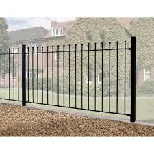 Black Fence Panels You Ll Love Wayfair Co Uk