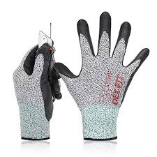gardening a2 cut resistant gloves cr533