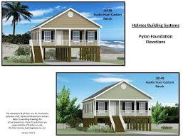 custom built beach homes by hbs