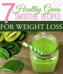 7 healthy green smoothie recipes for