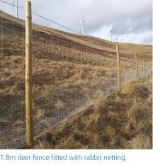 The Fencing Contractor Fencing Woodlands Fwn32 Helping Farmers In Scotland Farm Advisory Service