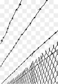 High Voltage Barbed Wire Fence Barbed Wire Vector High Voltage Vector Barbed Vector Wire Vector Protective Texture Graphic Design Photoshop Overlays Background