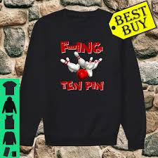 official fing ten pin bowling gift