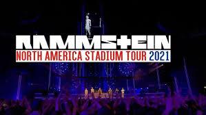 rammstein north american stadium tour