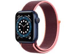 Apple Watch Series 6 GPS 40mm Blue ...