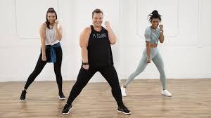 cardio dance workout