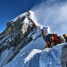 Mount Everest has become 'death race ...