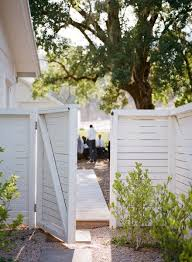 White Wash Fence Design Backyard Fences Privacy Fence Designs