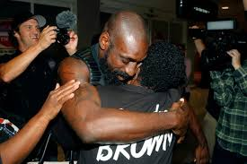 Wendell Brown returns to Detroit after three years in Chinese prison