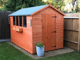 garden sheds and garden buildings