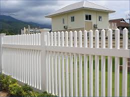 China Hot Sale Pvc White Picket Fence China Vinyl Fence Pvc Fence Supplier