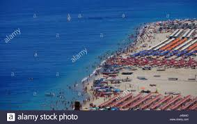 Spiaggia di Soverato Foto stock - Alamy