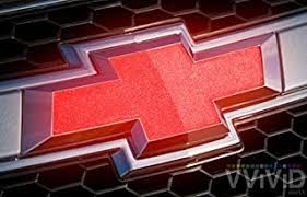 Vvivid Red Carbon Fibre Auto Emblem Vinyl Wrap Overlay Cut Your Own Decal For Chevy Bowtie Grill X2 Rear Logo Diy Easy To Install 11 80 X 4 Sheets Vinyl Wraps