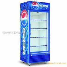 single door upright cooler chiller