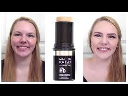 makeupforever ultra hd stick