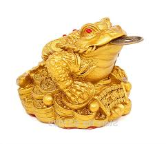 Feng Shui Money Frog | Feng Shui Doctrine: articles and e-books