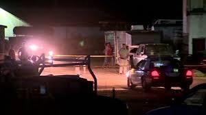 car slams into pit at california race