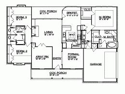 the 23 best split bedroom floor plans