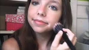 middle makeup vlog part 3