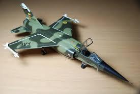 1/48 Esci Mirage F1JA by Javier Johnson