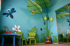 Colorful Ideas For Painting Kids Bedrooms Home Tips For Women