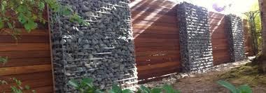 Gabion Retaining Walls Stone Wall Ideas Gabion1 Aus