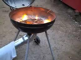 homemade forging furnace you