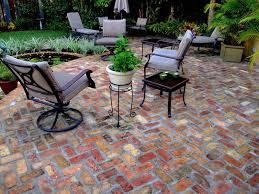 antique building brick patios amp