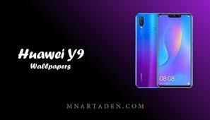 خلفيات هواوي Y9 الاصلية تحميل خلفيات Huawei Y9 الرسمية منارة