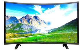 Smart TV màn hình cong Asanzo 50 inch AS 50CS6000