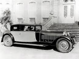 1927 Bugatti Type 41 Royale - Milestones