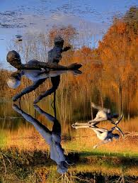 griffis sculpture park east otto ny