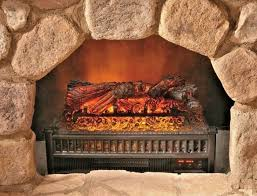 electric fireplace insert 20 in candle