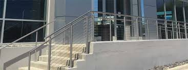 Stainless Steel Hand Rails Supplies And Installation Services By Rolabik Ventures Limited From Surulere Lagos Nigeria