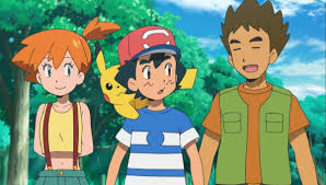 Brock and Misty Join Ash In Kanto for 2 Episodes of Pokémon ...