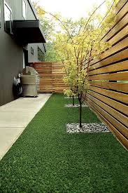 Nice Side Yard Small Backyard Landscaping Backyard Backyard Fences