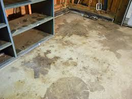 how to paint a garage floor with