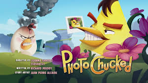 Photochucked   Angry Birds Wiki