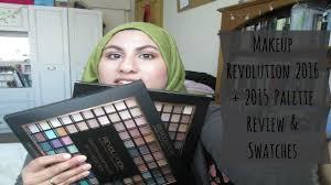 makeup revolution 144 eyeshadows 2016