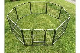 60 Cm Heavy Duty Pet Dog Exercise Playpen Fence Kogan Com