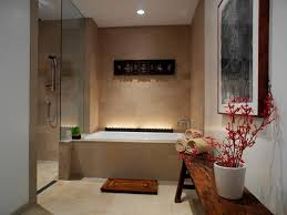 spa inspired master bathrooms