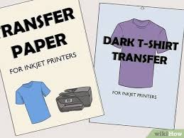 How To Make And Use Iron On Transfers With Pictures Wikihow
