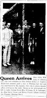 Miss United States Hilda Williams arrives in Florence, SC ...