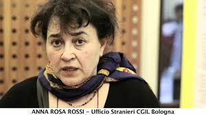 Promigrè - Intervista a Anna Rosa Rossi ...
