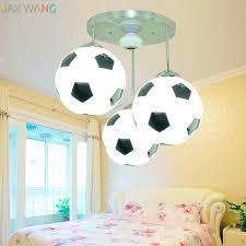 Nordic Modern Pendant Light Led Football Lamps Bedroom Living Room Pendant Lamp Kids Room Decoration Light Fixtures Pendant Lights Aliexpress
