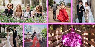 creative ideas for prom pictures