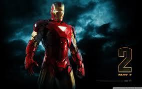 iron man 2 ultra hd desktop background