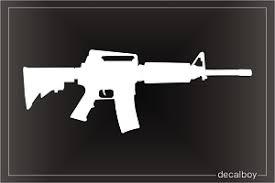 Rifles Decals Stickers Decalboy